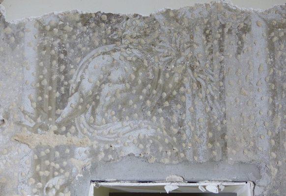 Restauration des fresques – Château des Grotteaux