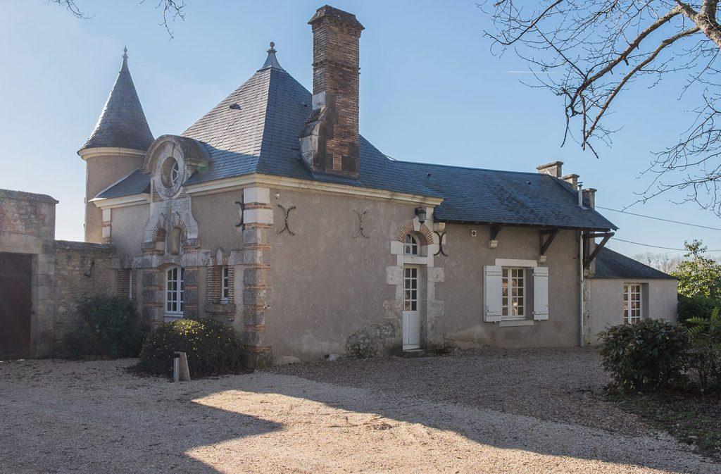 Gîte de charme près de Blois
