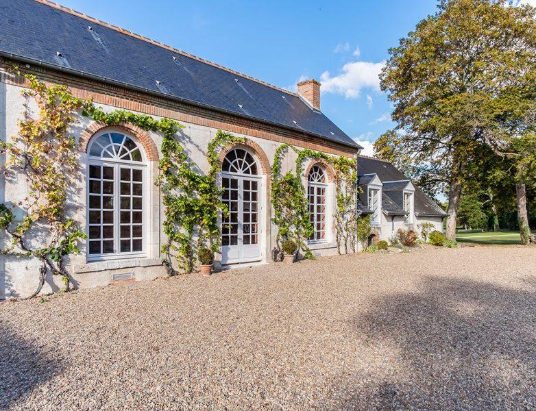 Location salle mariage près de Chambord – Château des Grotteaux