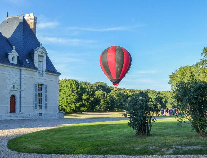 Location salle réception près de Chambord – Château des Grotteaux