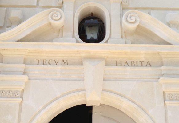 Façade – Château des Grotteaux