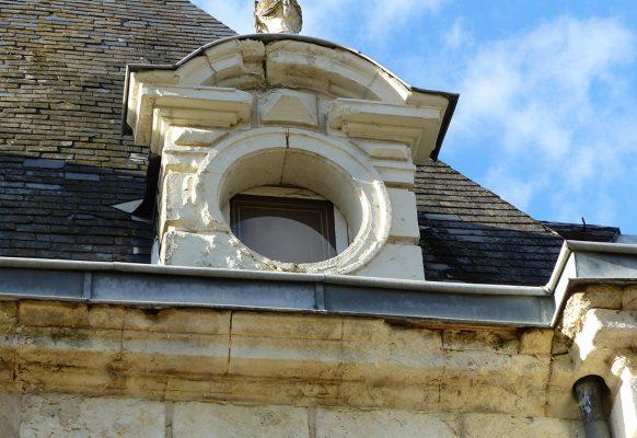 Toiture – Château des Grotteaux